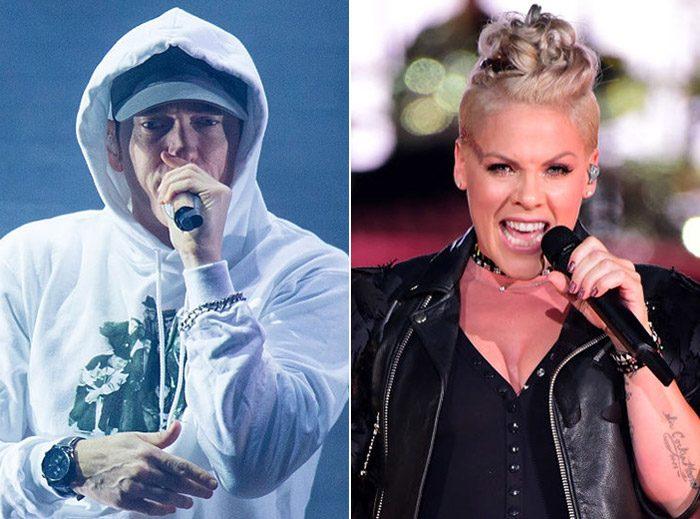 'Revenge' es el nombre de la próxima colaboración entre Pink y Eminem