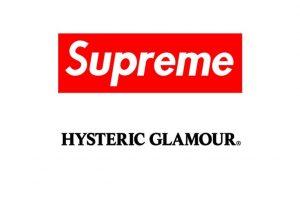 Imágenes filtradas de una colaboración entre Supreme y Hysteric Glamour