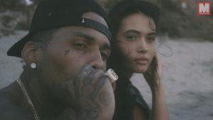 Kid Ink pierde la cabeza por una chica en el videoclip 'Bad Lil Vibe'