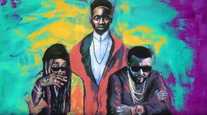Ty Dolla $ign, Major Lazer y French Montana unen fuerzas para el remix de 'Leg Over'
