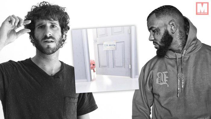 Lil Dicky y The Game lanzan un nuevo banger titulado 'How Can U Sleep'