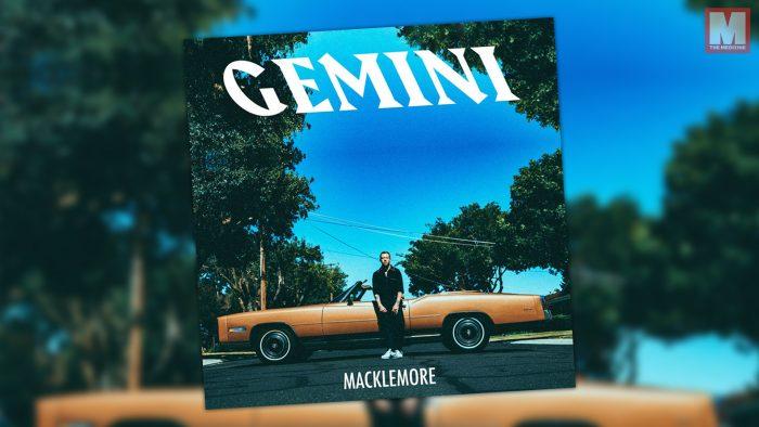 Ya puedes escuchar 'Gemini', el nuevo álbum de Macklemore
