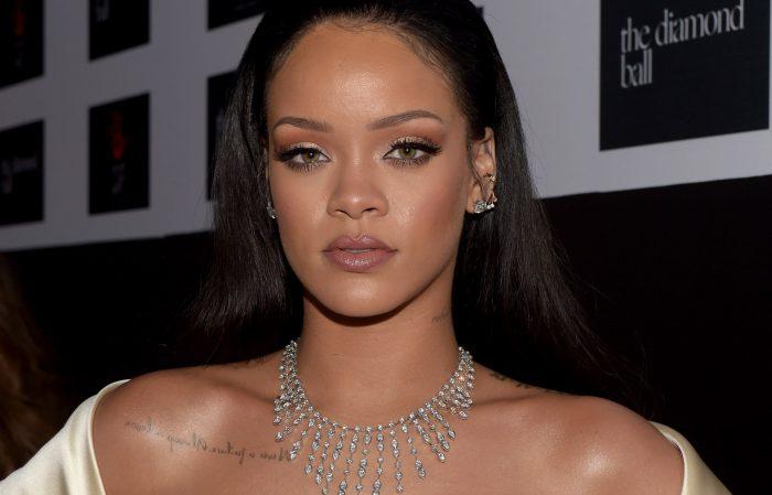 Échale un vistazo a las nuevas prendas Fenty x Puma de Rihanna