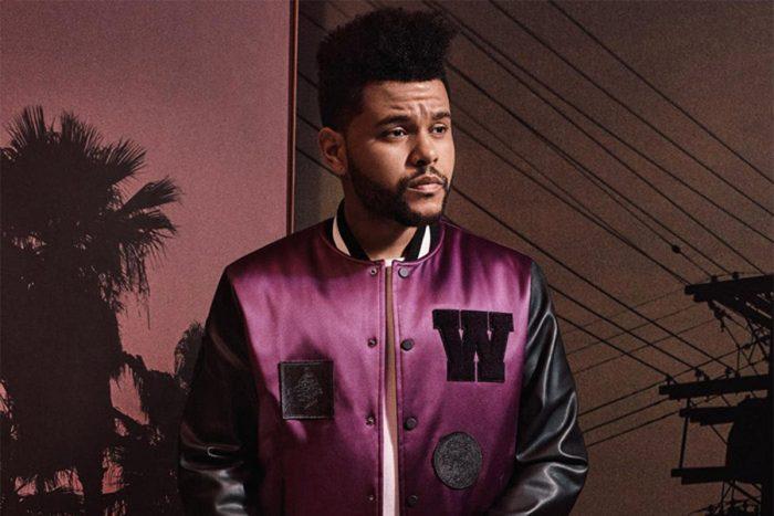 The Weeknd estrena su segunda colección con H&M