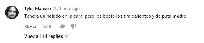 1 - Kaydy Cain le tira beef a C. Tangana con su clip 'Perdedores del Barrio'