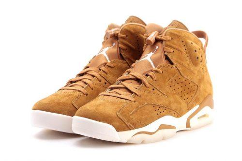 Las nuevas Jordan 6 'Golden Harvest' llegarán arrasando en pleno otoño