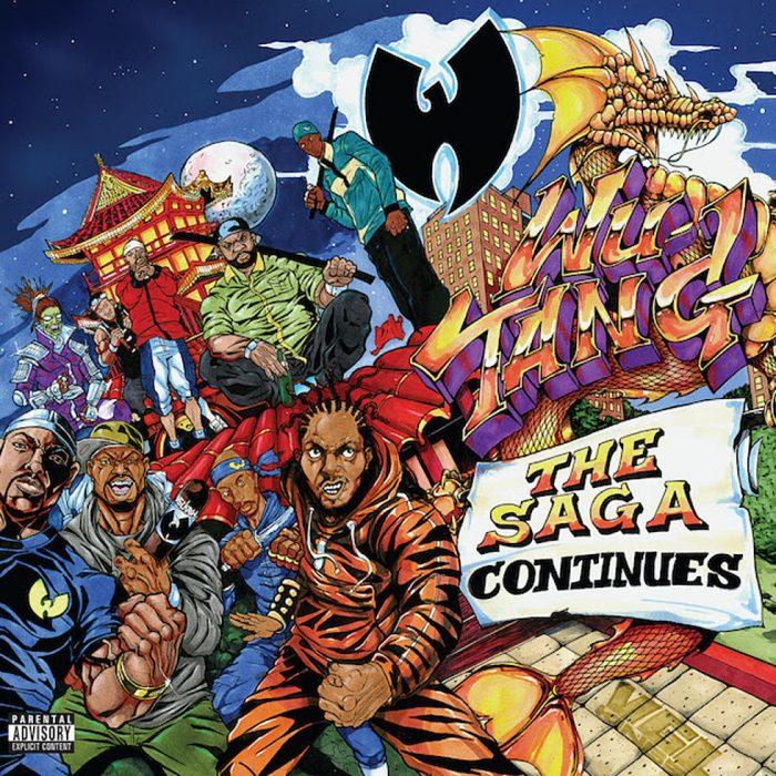Escucha 'The Saga Continues', nuevo álbum de los legendarios Wu-Tang