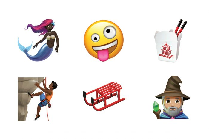 apple new emoji 04 700x467 - Apple anuncia nuevos emojis para la próxima actualización de iOS 11