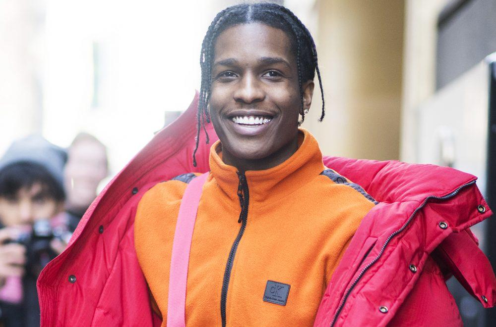 A$AP Rocky lo parte en el remix «Dawsin's Breek» de Ty Dolla $ign