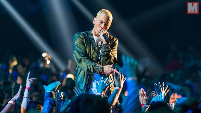 El nuevo álbum de Eminem está finalmente acabado