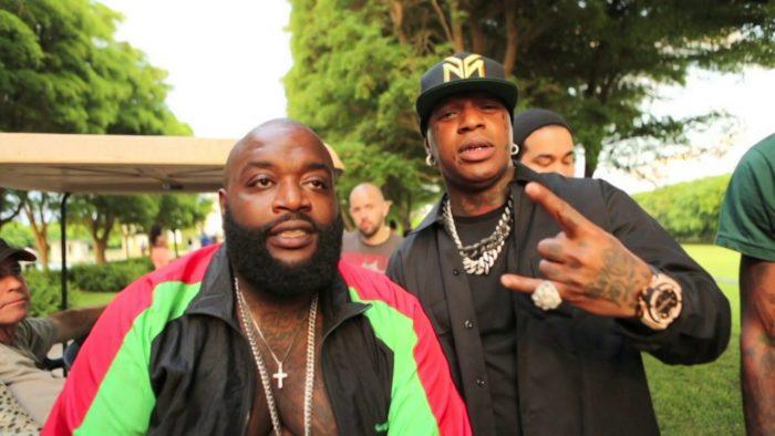 Rick Ross vuelve a recordar a Birdman la deuda con Lil Wayne
