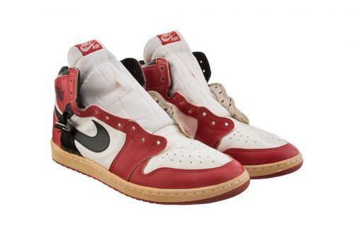 Unas Air Jordan 1 de Michael Jordan se subastan por más de 20.000$