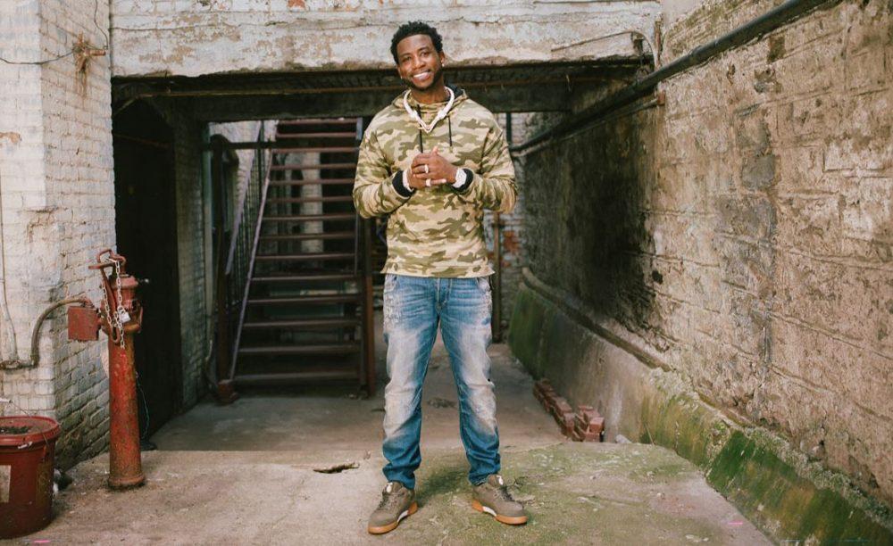 Gucci Mane se une a Reebok para promocionar la campaña de las Workout Plus