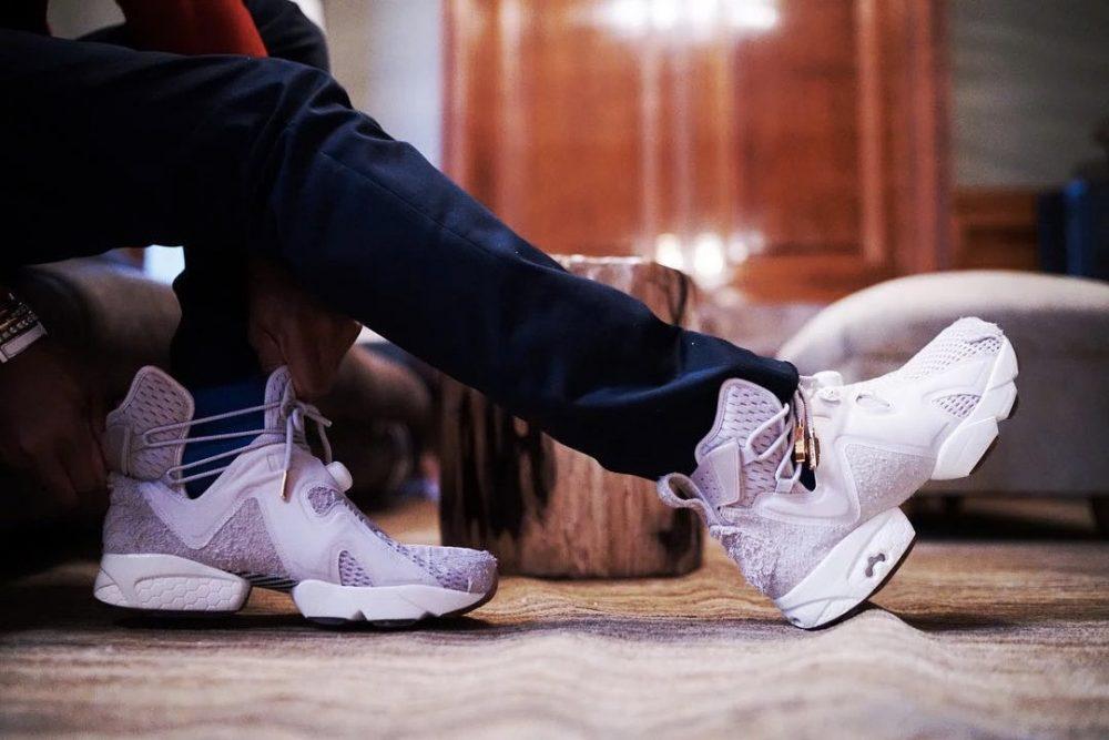 Las sneakers de Future y Reebok ya tienen fecha de lanzamiento oficial