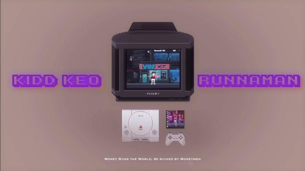 Kidd Keo y LIVINLARGEINVENUS unen fuerzas en su single 'Runnaman'