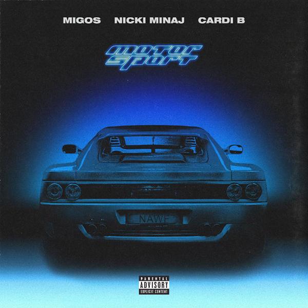 'MotorSport' de Migos, Nicki Minaj y Cardi B, primer adelanto de 'Culture II'