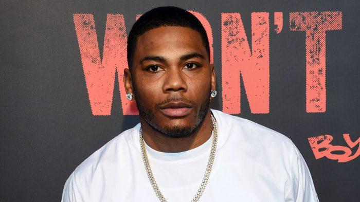 Nelly detenido en Washington por supuesto caso de violación sexual