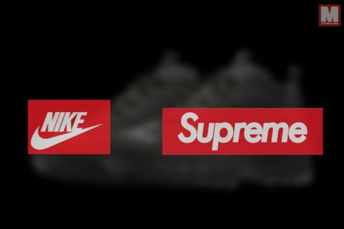 Así lucirá la nueva y sorprendente colaboración entre Nike y Supreme