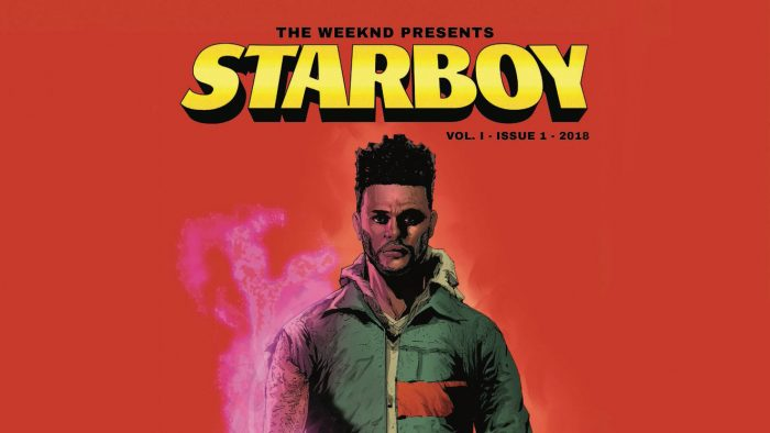 The Weeknd anuncia su propio cómic con la colaboración de Marvel