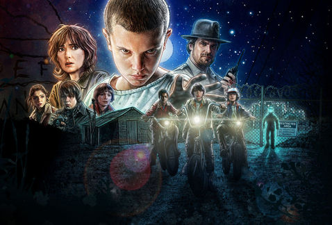 La segunda temporada de Stranger Things aterriza en Netflix