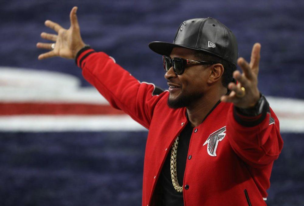 Retirada la demanda millonaria contra Usher por transmisión de una ETS