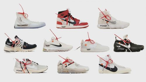 Off White Presenta Su Nueva Coleccion De Calzado Primavera Verano 2018