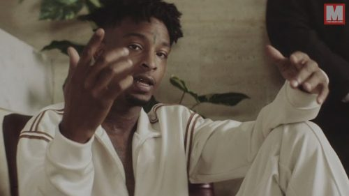 21 Savage lanza el videoclip de su éxito 'Bank Account'