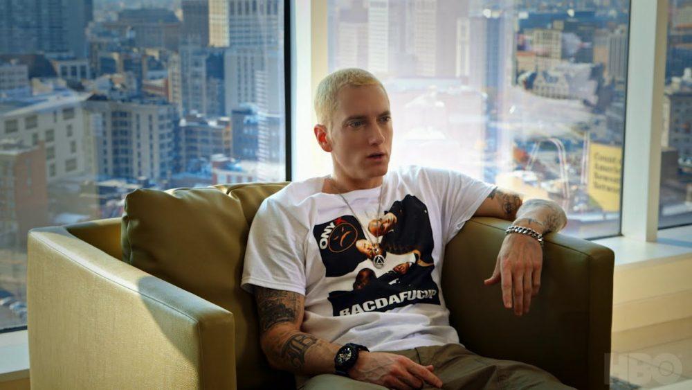 Estas son las 5 canciones que han marcado la carrera de Eminem