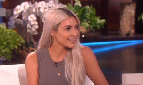 Kim Kardashian revela por equivocación el sexo de su próximo bebé