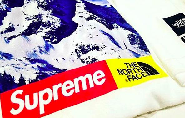 Se filtra una nueva colaboración Supreme x The North Face