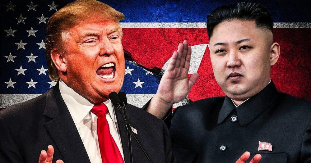 Donald Trump replica al beef de Kim Jong-un llamándole bajito y gordo