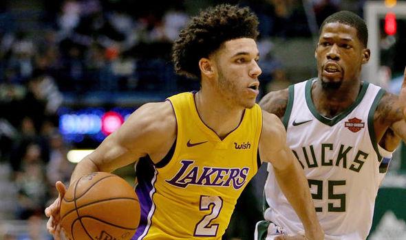 Lonzo Ball se convierte en el jugador más joven de la NBA en conseguir un triple doble