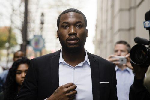 Revientan las calles de Philadelphia en protesta a la condena de Meek Mill