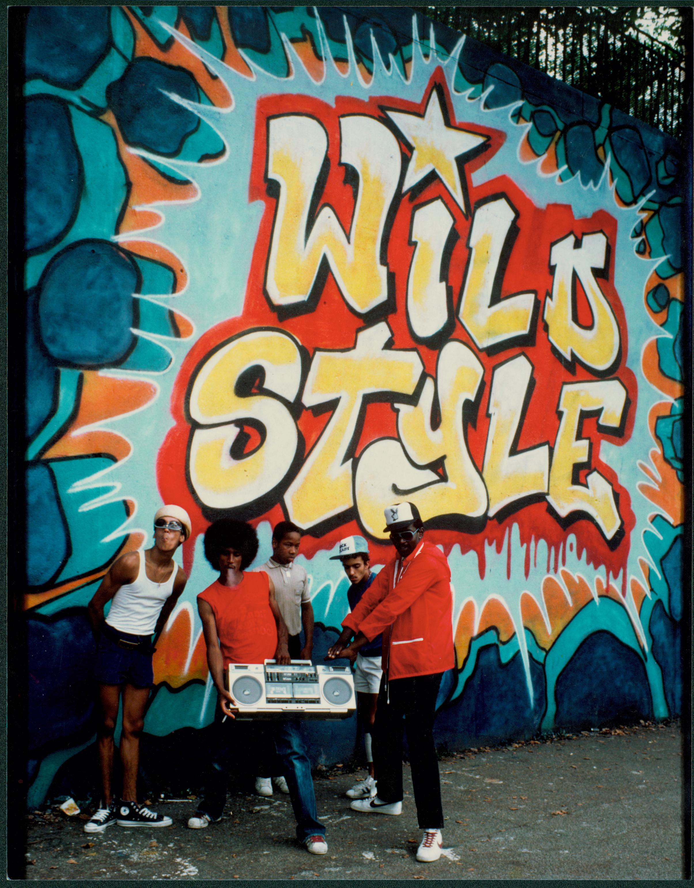 Wild Style   5 - 4 ghetto películas que puedes ver ahora mismo en Netflix España