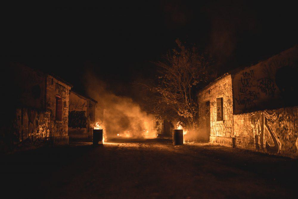 #BURNUNEXPECTED: Así fue la fiesta secreta en un pueblo abandonado