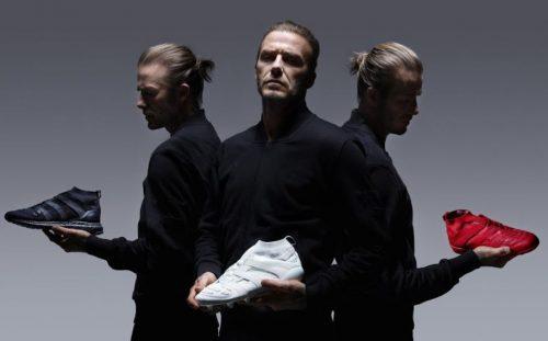 adidas y David Beckham se unen para crear una nueva colección