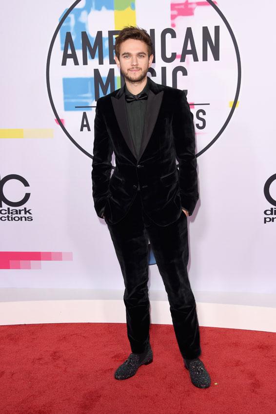 ama2017 zedd 19a a - Conoce todos los detalles de los American Music Awards 2017
