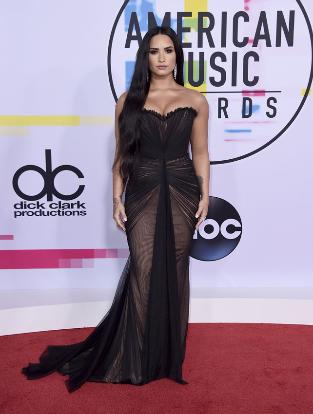amas 2017 demi lovato 3a a - Conoce todos los detalles de los American Music Awards 2017