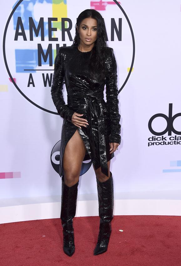 amas2017 ciara 11a a 1 - Conoce todos los detalles de los American Music Awards 2017