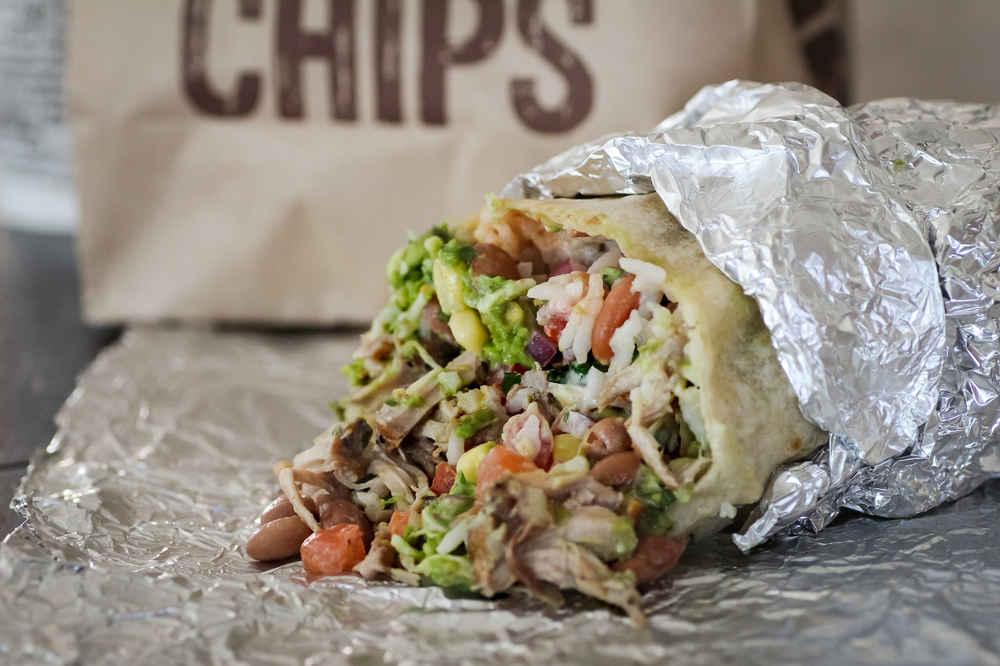 chipotle1 - 6 cadenas de fast food que no debes perderte si viajas a USA