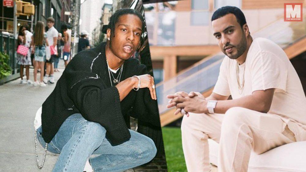 A$AP Rocky y French Montana tienen listo un nuevo trabajo conjunto
