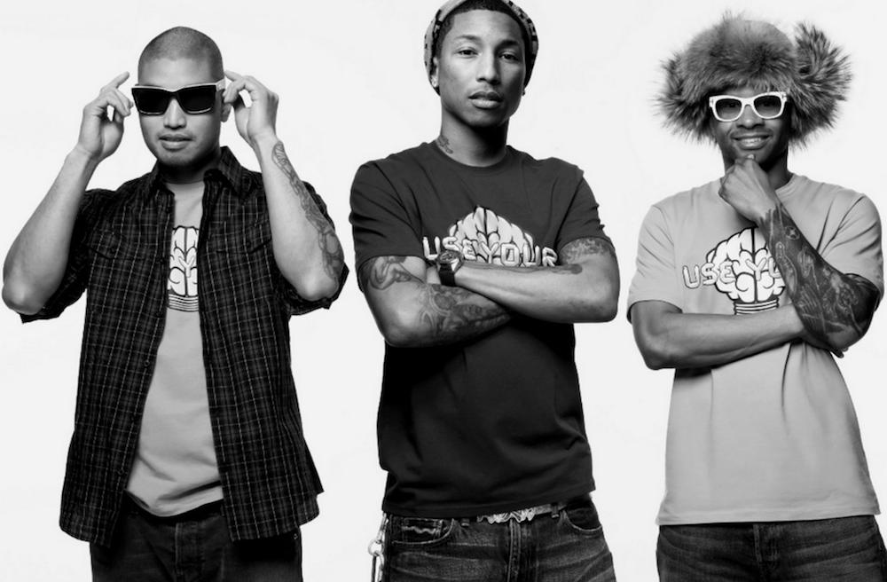 El nuevo álbum de N.E.R.D. contará con Rihanna, Kendrick y más