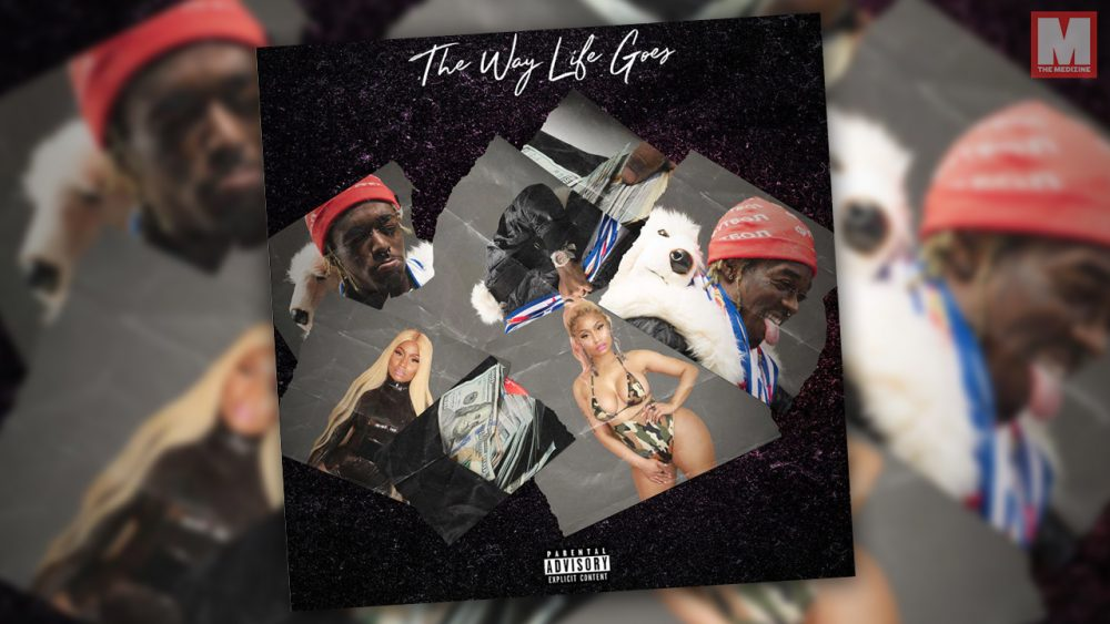 Nicki Minaj lanza el remix de 'The Way Life Goes' de Lil Uzi Vert