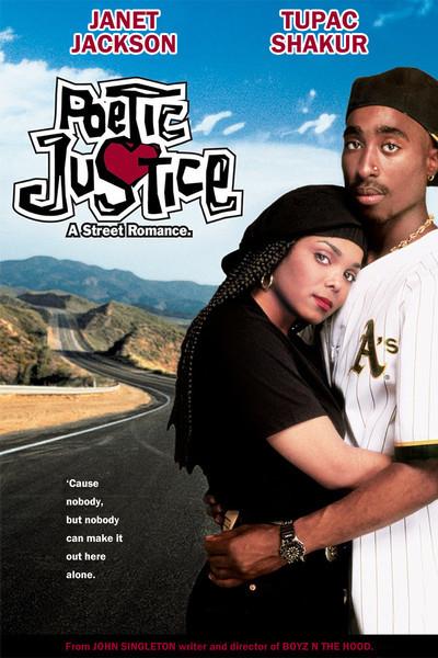 poetic justice - 4 ghetto películas que puedes ver ahora mismo en Netflix España