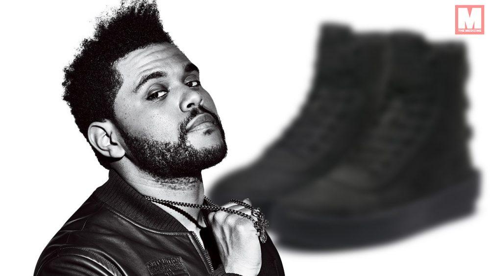 The Weeknd y PUMA presentan las XO Parallel 'Triple Black'