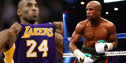 ¿Un 1vs1 entre Floyd Mayweather y Kobe Bryant?