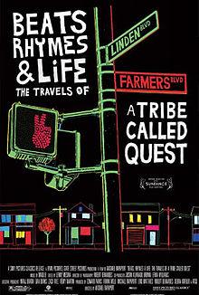 Beats Rhymes  Life poster - 5 documentales sobre hip hop que deberías haber visto