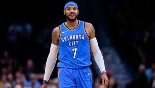 Mira el emocionante homenaje de los Knicks a Carmelo Anthony