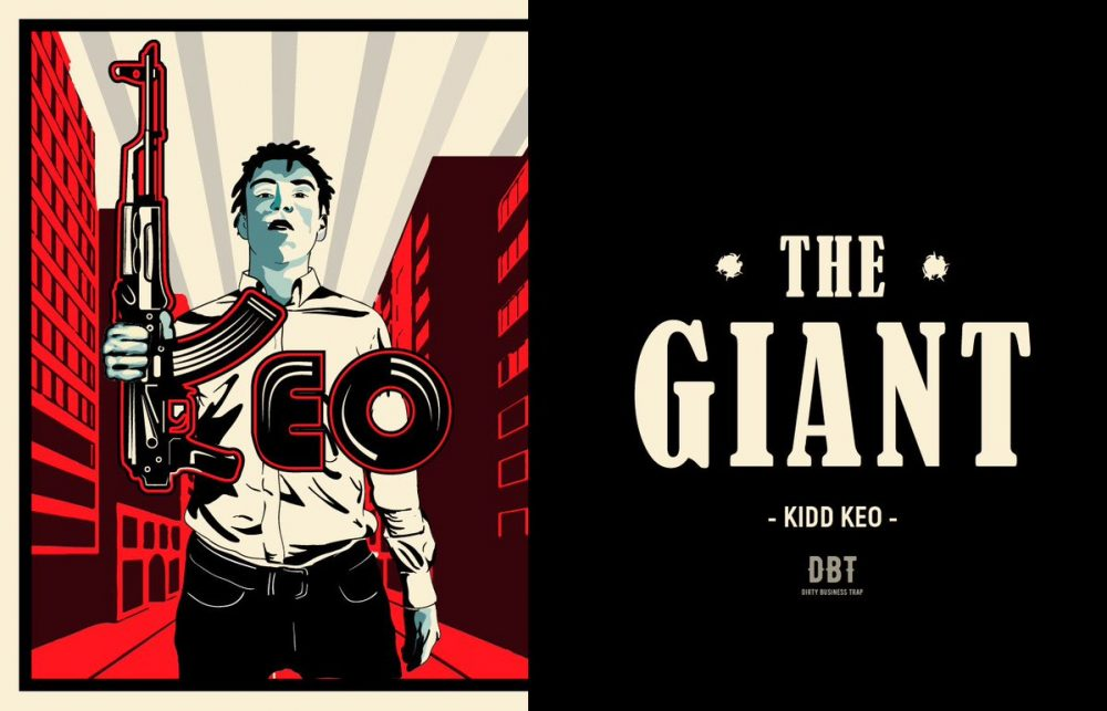 Kidd Keo y SHB estrenan con vídeo su nueva mixtape 'The Giant'