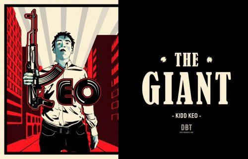 Kidd Keo y SHB estrenan con vídeo su nueva mixtape 'The Giant'